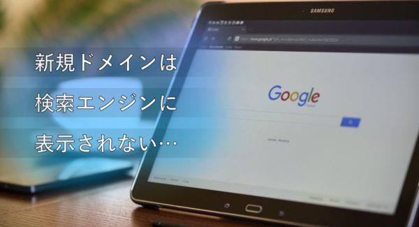 【超初心者向け】新規ドメイン記事がインデックスされる期間と方法  失敗談付き!